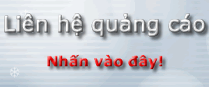 Quảng cáo trên trang Web BuaXua.VN