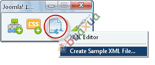 jtt_create_sample_xml