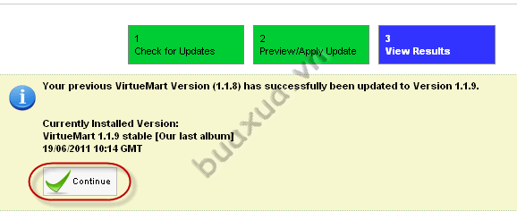 virtuemart_apply_patch_successfully