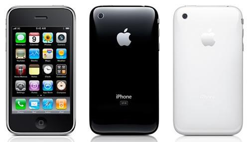 iPhone 3G S (3GS)