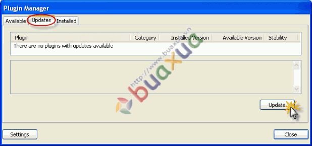 notepad_plugin_manager_update