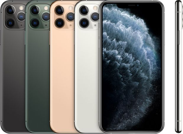 Điện thoại iPhone 11 Pro Max